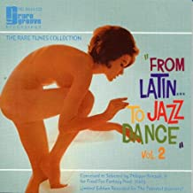 Vol. 2-from Latin to Jazz Dance