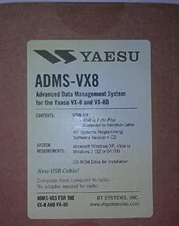 vx 8dr programming software