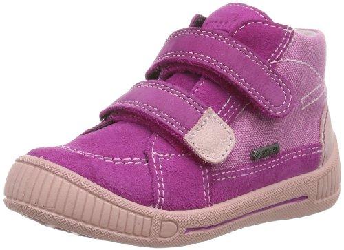 Superfit Cooly Surround 20005074 Baby Mädchen Lauflernschuhe, Pink (dahlia kombi 74), EU 22 (UK 5.5)