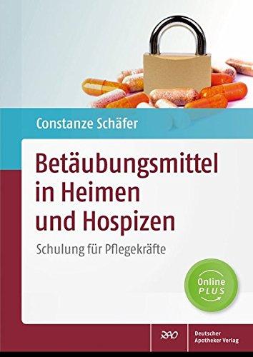 Betäubungsmittel in Heimen und Hospizen: Schulung für Pflegekräfte