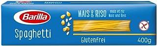 Barilla Pasta Spaghetti n. 5 glutenfrei aus Reis und Mais – 12er Pack 12x400g