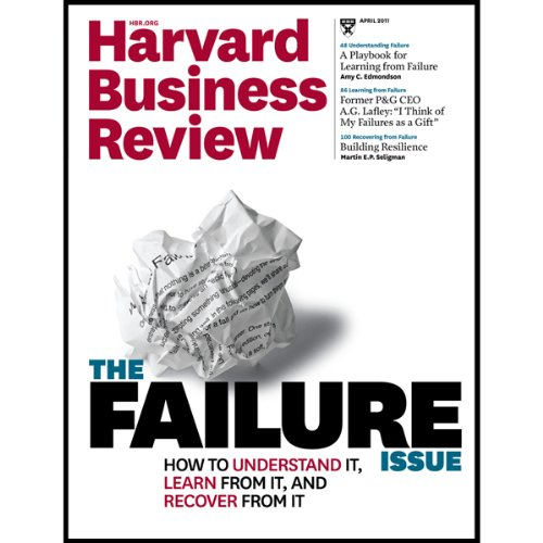 Harvard Business Review, April 2011 cover art