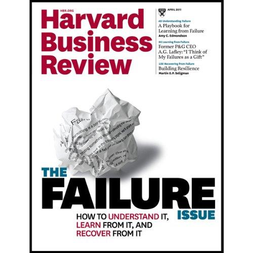 Harvard Business Review, April 2011 copertina