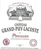 CHÂTEAU GRAND PUY LACOSTE 2009 // 5ème Cru Classé//