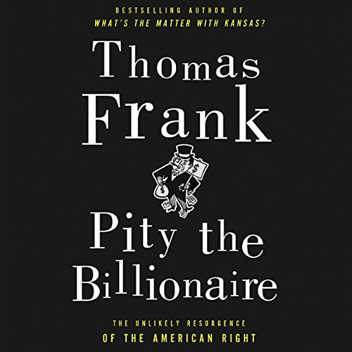 Pity the Billionaire cover art