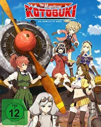 The Magnificent Kotobuki - Jetzt bei amazon.de bestellen!