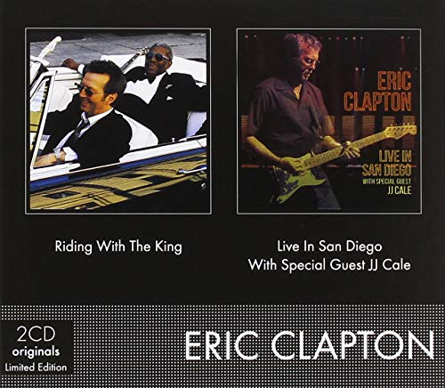 Eric Clapton - Riding With The King / Live In