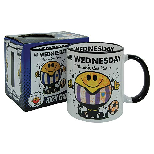 Mr Wednesday Mug - Gift for Sheffield Man