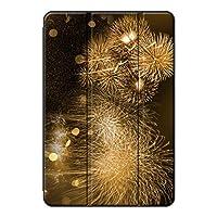 Sepikey iPad Pro 10.5 2017,iPad Air 3 2019 ケース/iPad Pro タブレットケース,落下抵抗 衝撃防止 PUレザー&PC 傷防止 三つ折 三つ折 バックカバー iPad Pro 10.5 2017,iPad Air 3 2019 Case-花火7