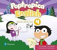 Poptropica English Level 4 Audio CD