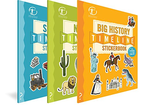 The Stickerbook Timeline Collection (Timeline Stickerbook)