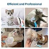 Zoom IMG-2 mennyo spazzola per cani gatti