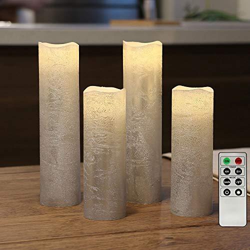 Rhytsing -  4 flammenlose LED