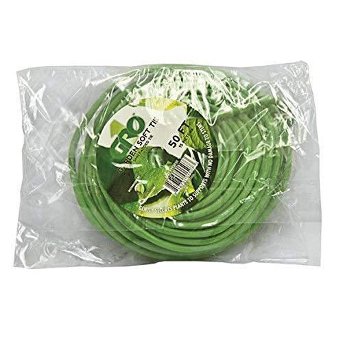 Grower's Edge Soft Garden Plant Tie - 50 ft Now $5.17 (Was $15.31)