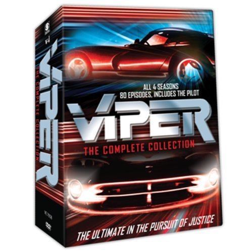 Viper the Complete Collection includes 4 Seasons