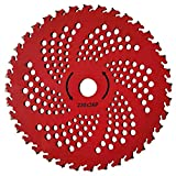 Kurt-Saw 2-Pack 9' 36 Teeth Carbide Tipped Blades for Brush Cutter, Trimmer, Weed Eater