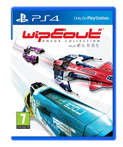 WipeOut: Omega Collection (Sony PS4)