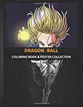 Best Coloring Book & Poster Collection: Dragon Ball Forever18 Anime & Manga Review
