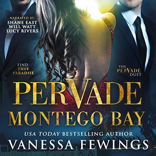 Pervade Montego Bay audiobook cover art