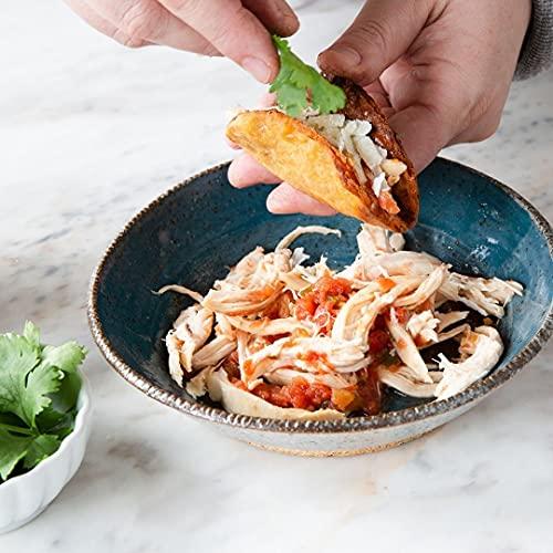 Product Image 6: Cali'flour Foods Tortillas (Original, 24 Count) – Keto Friendly, Low Carb, Gluten Free | Cauliflower Tortillas