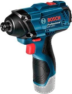 """Bosch 06019F0000-000 Chave de Impacto a Bateria de ¼"""" GDR 120-LI, 100Nm, 12V"""