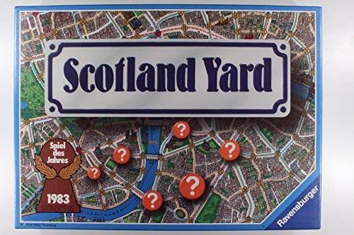 Scotland Yard – Ravensburger Gioco (Gioco dell'anno 1983)