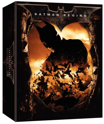 Batman Begins (Limited Edition Gift Set)