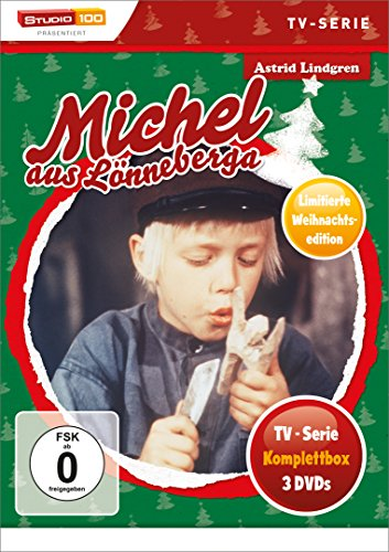 TV-Serien-Box (Limited Christmas Edition) (3 DVDs)