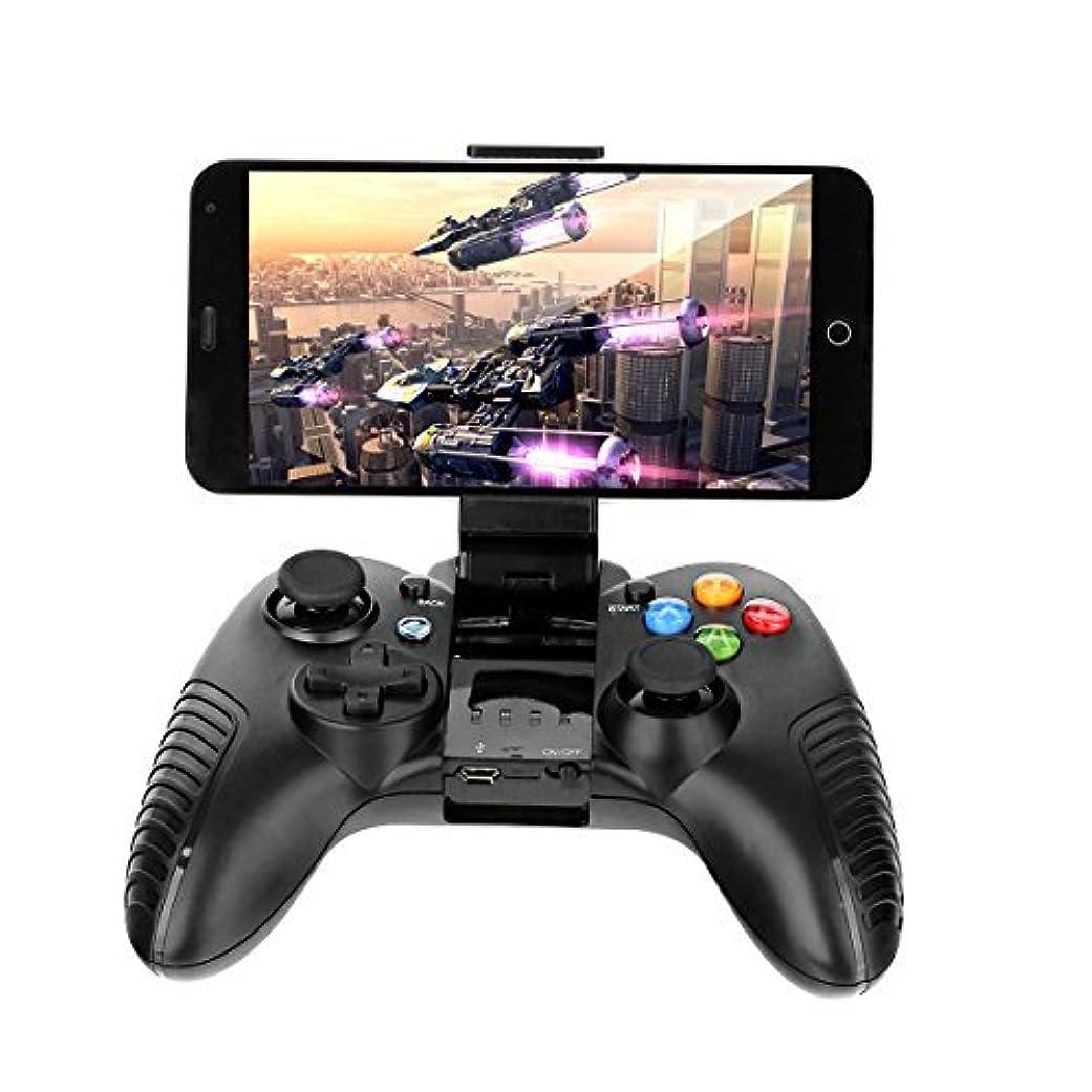 またはどちらかコンパイルしかしTFLASH Android Wireless Bluetooth Game Controller for Android Smartphone- Black by TFLASH [並行輸入品]
