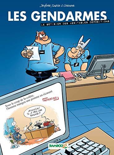 Les Gendarmes : Bétisier - tome 1: Les gendarmes bétisier hors série