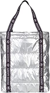 Trachtenhimmel Green Goose Shopper Tasche 20888657 Silber