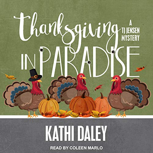 Thanksgiving in Paradise audiobook cover art