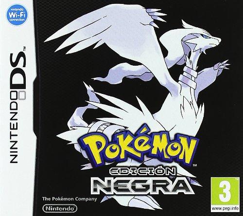 NDS Pokémon Negro