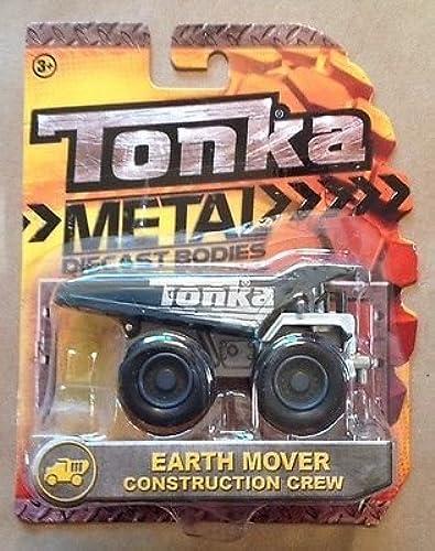 Tienda de moda y compras online. Tonka Metal Diecast Bodies Construction Crew - - - Earth Mover  comprar nuevo barato
