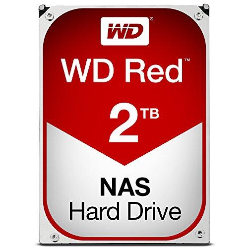"Western Digital 2TB 3,5"" IntelliPower SATA 6Gb/s 64MB NAS RED"