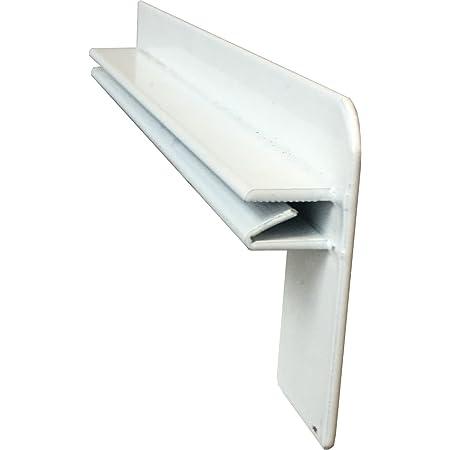Fensterbrett 180 mm Tief Fensterbank Dunkelbronze Ohne Seitenteile 1300 mm Lang