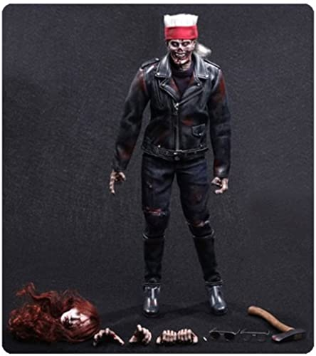 DEAD WORLD KING ZOMBIE 1 6 SCALE ACTION FIGURE