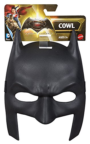 マテル コスプレ バットマンvsスーパーマン ジャスティスの誕生 ベーシック バットマン 全長約22センチ プラスチック製 なりきりマスク