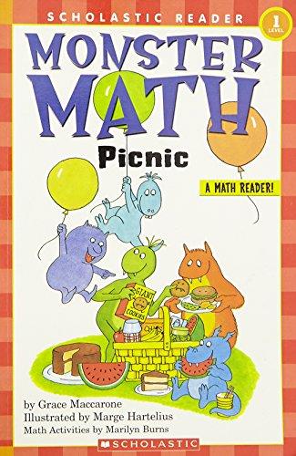 Scholastic Reader Level 1: Monster Math Picnic