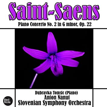 Saint-Saens: Piano Concerto No. 2 in G minor, Op. 22