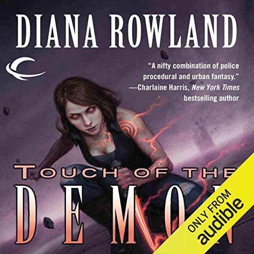 Touch of the Demon audiobook cover art