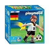 PLAYMOBIL - Futbolista de Alemania (4708)
