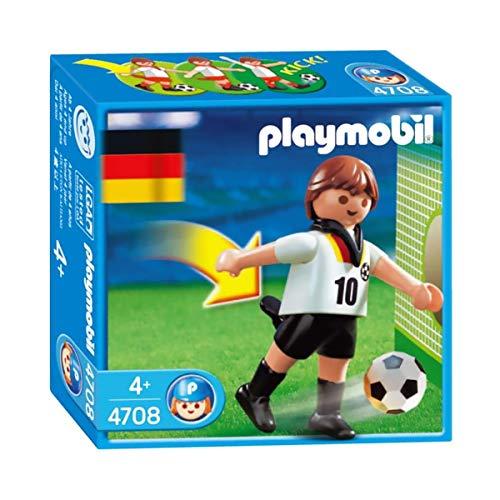Futbolista Alemania Playmobil (4708)