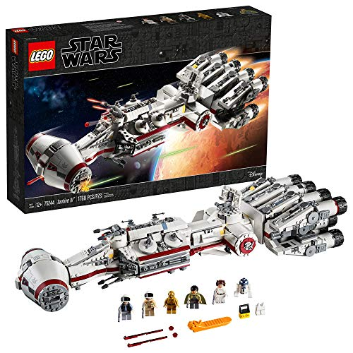 LEGO Star Wars: A New Hope 75244 Tantive IV Building Kit, New 2019 (1768 Pieces)