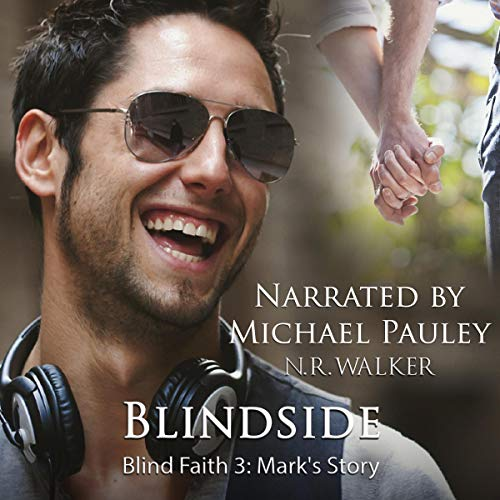 Blindside audiobook cover art