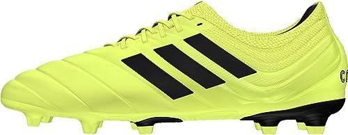 Adidas Copa 19.1 FG J, Chaussures de Football Garçon