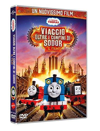 Il Trenino Thomas-Viaggio Oltre I Confini Di Sodor