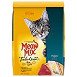 Meow Mix Tender Centers Dry Cat Food, Tuna & Whitefish, 13.5 Pound Bag