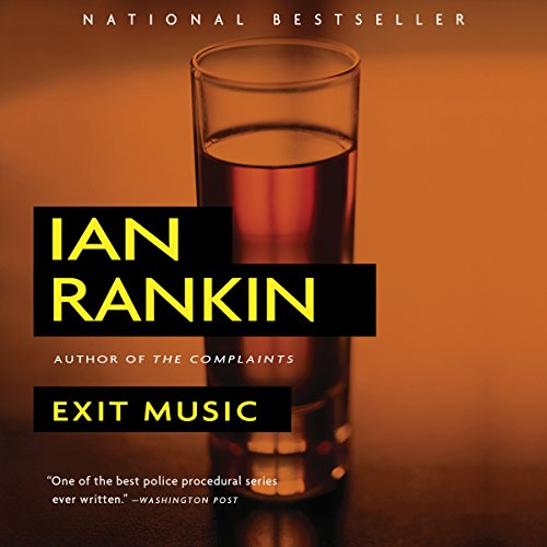 Exit Music audiobook cover art