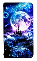 スマホケース 手帳型 ベルトなし アイフォン6ケース 8257-A. 星月夜 iphone6ケース 手帳型ケース [iPhone6] アイフォンシックス